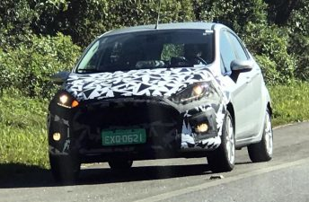 Se vienen cambios para el Ford Fiesta brasileño