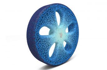 Michelin Visionary Concept: el neumático del futuro