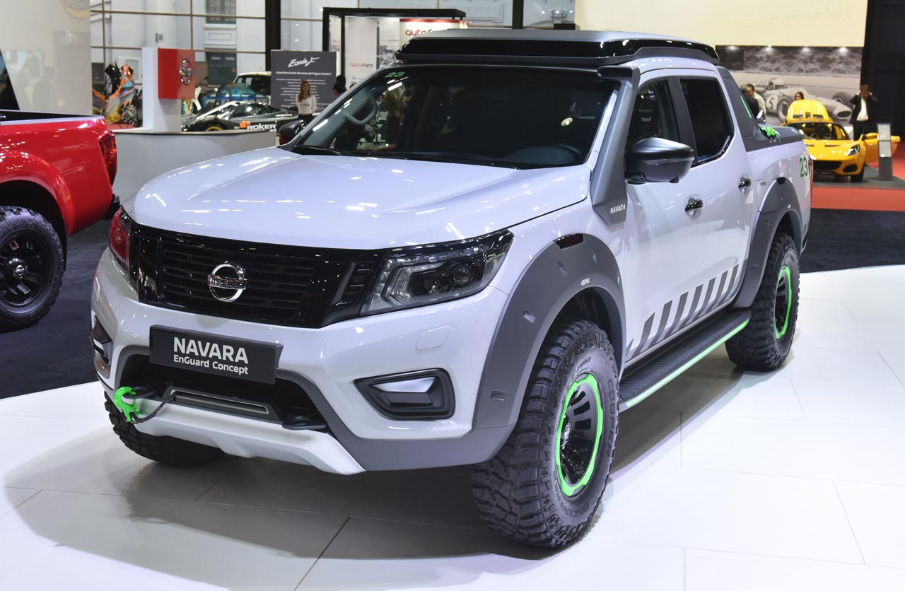 Nissan EnGuard