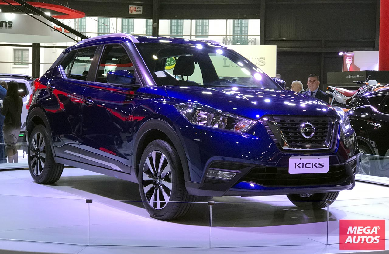 el nissan kicks se luce en buenos aires a la venta desde julio mega autos. Black Bedroom Furniture Sets. Home Design Ideas