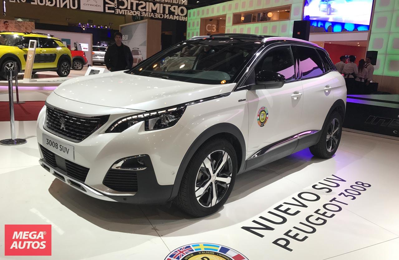 Presente, pasado y futuro de Peugeot en el Salón de Buenos Aires