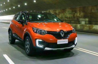 Renault Captur, con nuevas opciones de motor y cajas