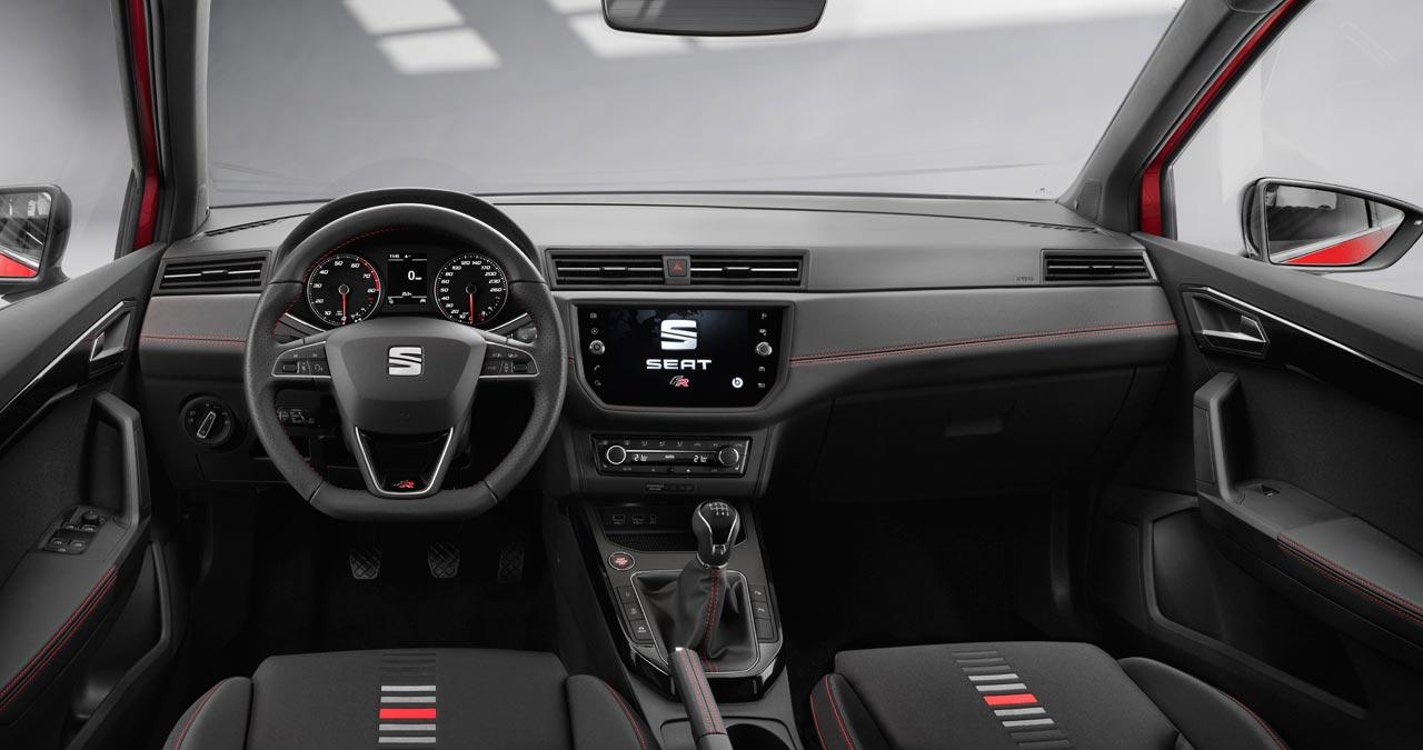 Interior Seat Arona FR