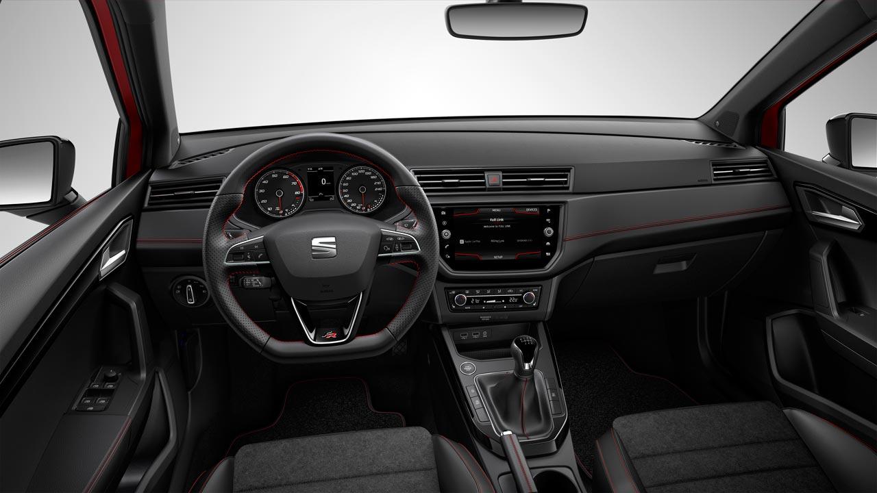 Interior Seat Arona