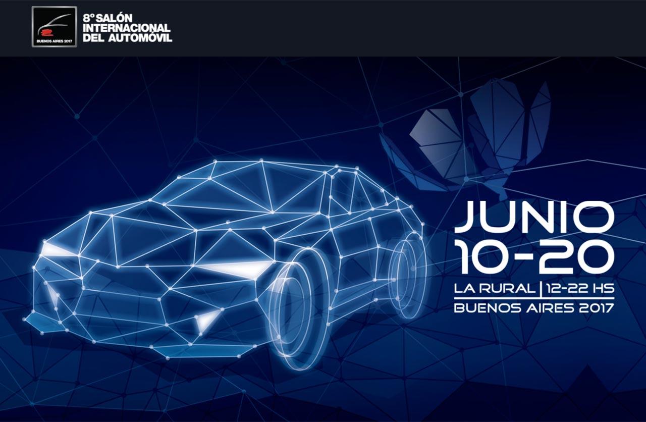 Salón de Buenos Aires 2017: las marcas y modelos que dirán presente