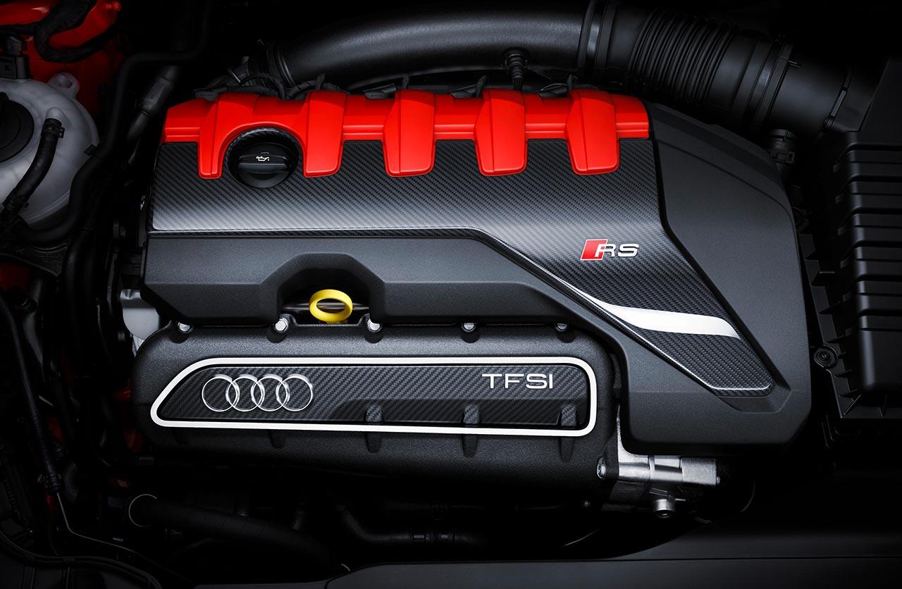 Motor Audi 2.5 TSI