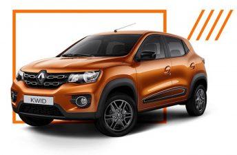 Se filtró la gama del Renault Kwid