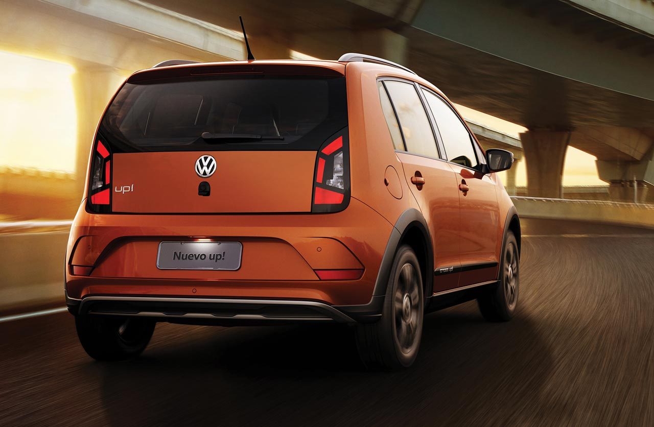 Nuevo Volkswagen Cross Up!