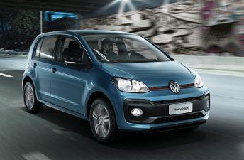 El renovado Volkswagen Up!, a la venta en Argentina