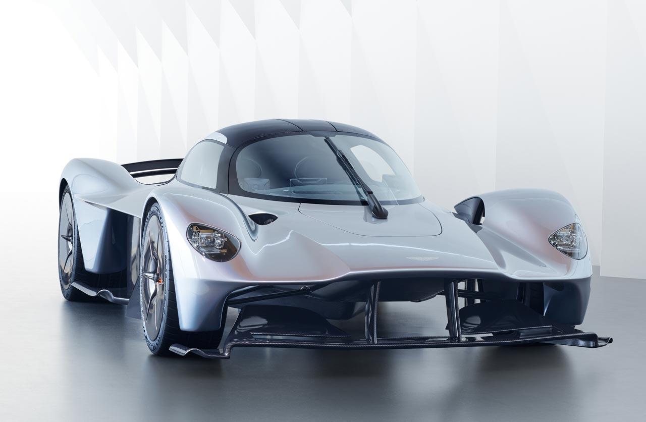 Aston Martin Valkyrie, un Fórmula 1 para la calle