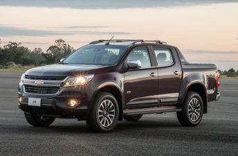 Chevrolet S10 y Trailblazer, con cambios en Argentina