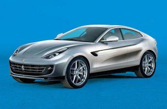 Nunca visto: Ferrari prepara su primer SUV