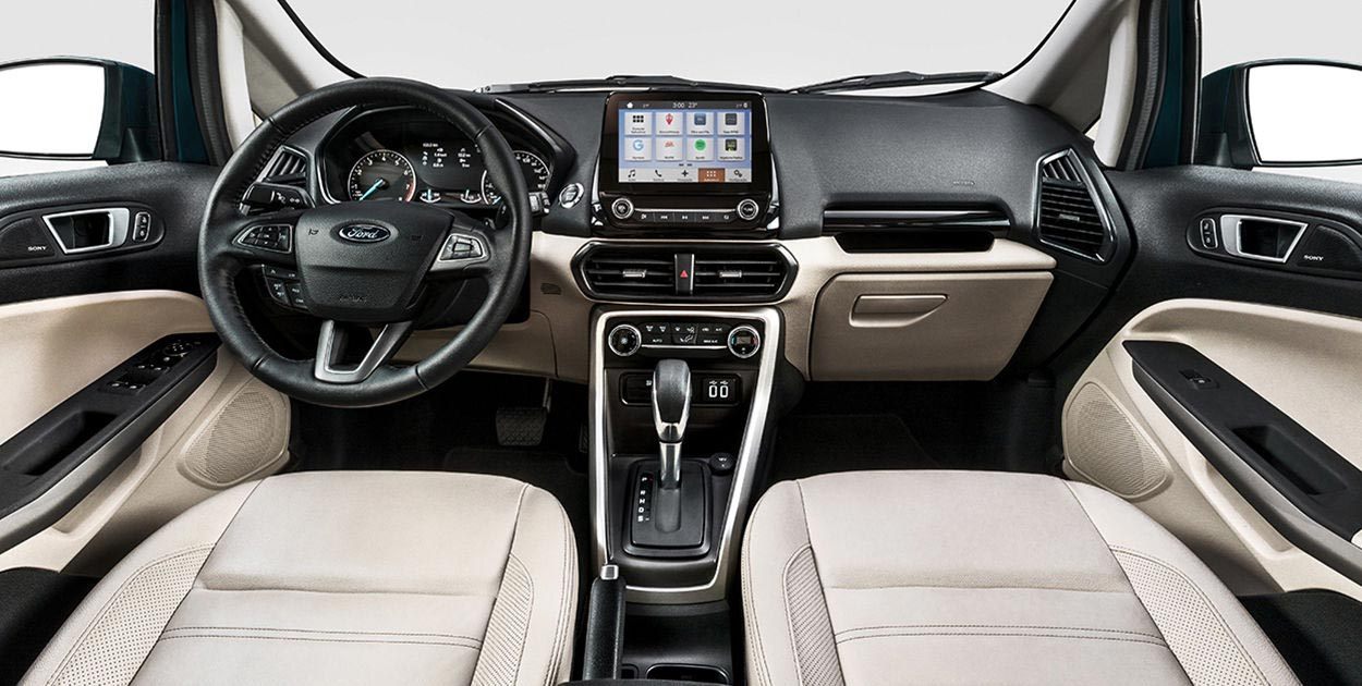 Image Result For Ford Ecosport Interior Images