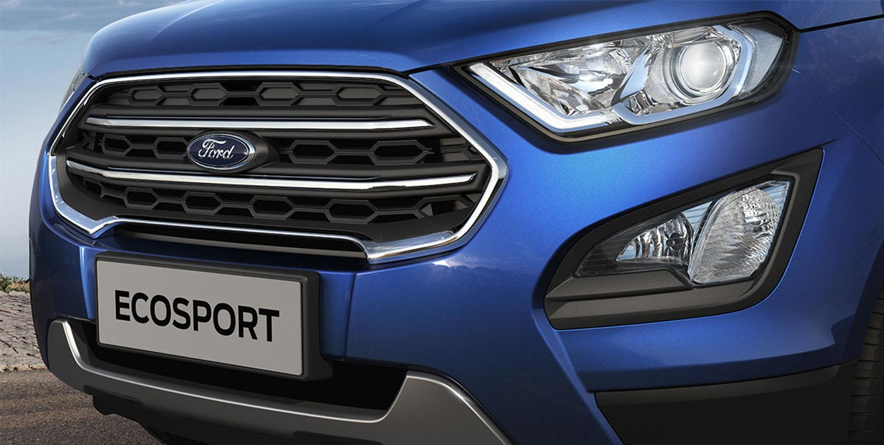 Cambios Ford EcoSport 2018