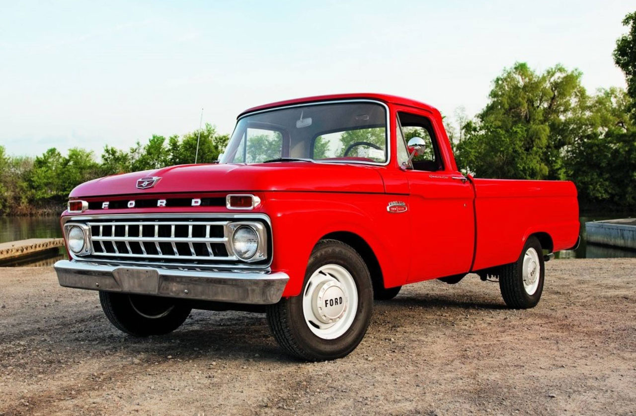 Ford Serie F 1965