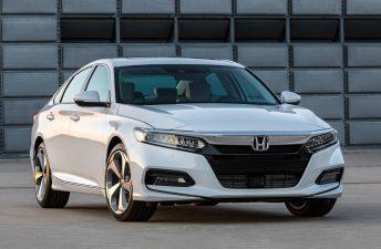 Así es la nueva generación del Honda Accord