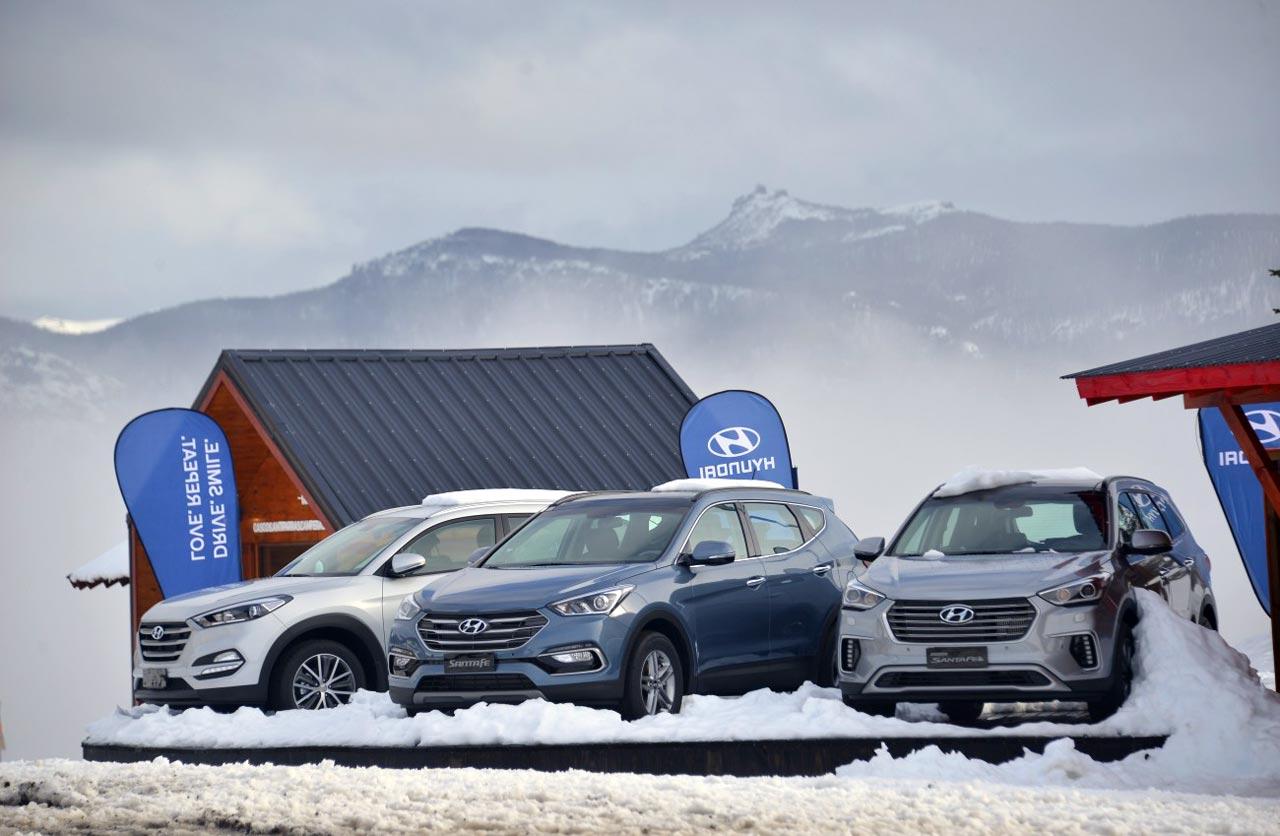Hyundai es nuevamente sponsor del Cerro Chapelco