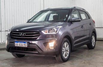 Hyundai Creta: nueva versión Connect en Argentina