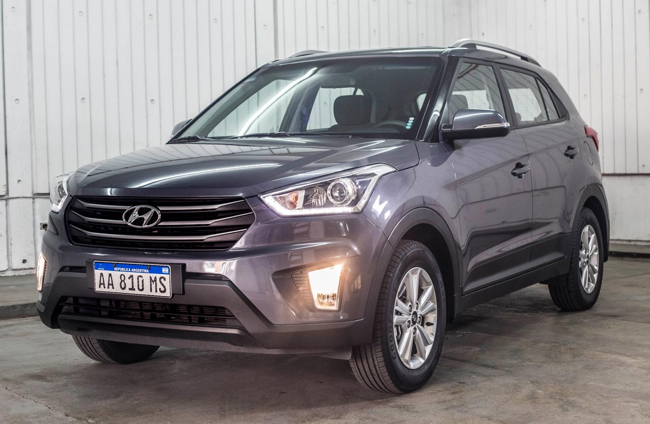 Hyundai Creta Connect