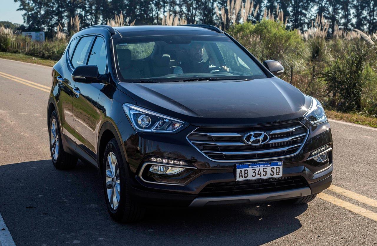 Hyundai Santa Fe Chapelco Edición Limitada