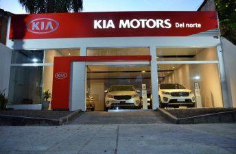 Kia se expande en Argentina