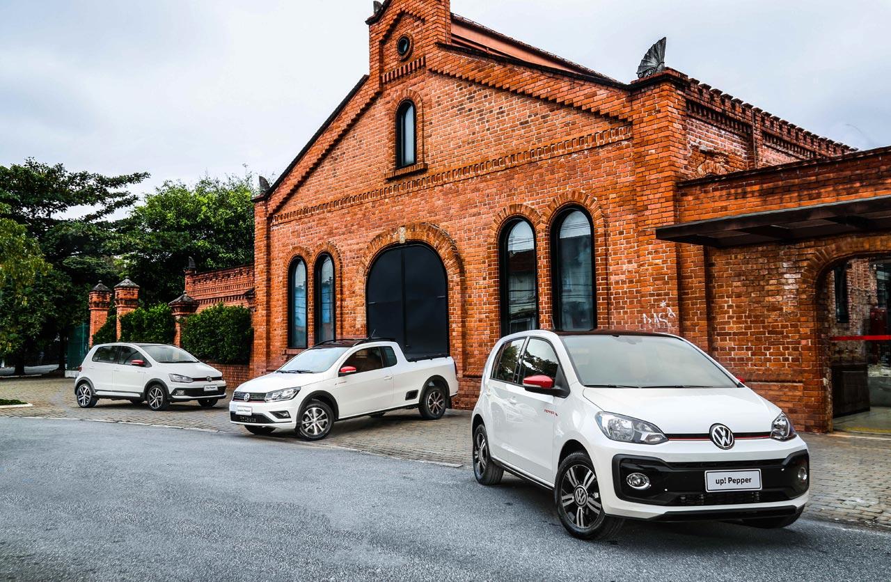 Volkswagen Familia Pepper