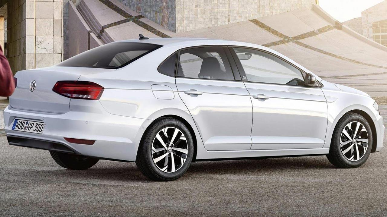 Volkswagen Virtus proyección