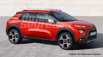 ¿Será así el Citroën C4 Cactus brasileño?