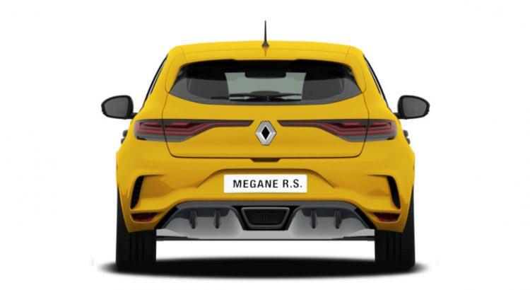 Nuevo Renault Mégane RS