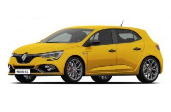 Con ustedes, el exterior del nuevo Renault Mégane R.S.
