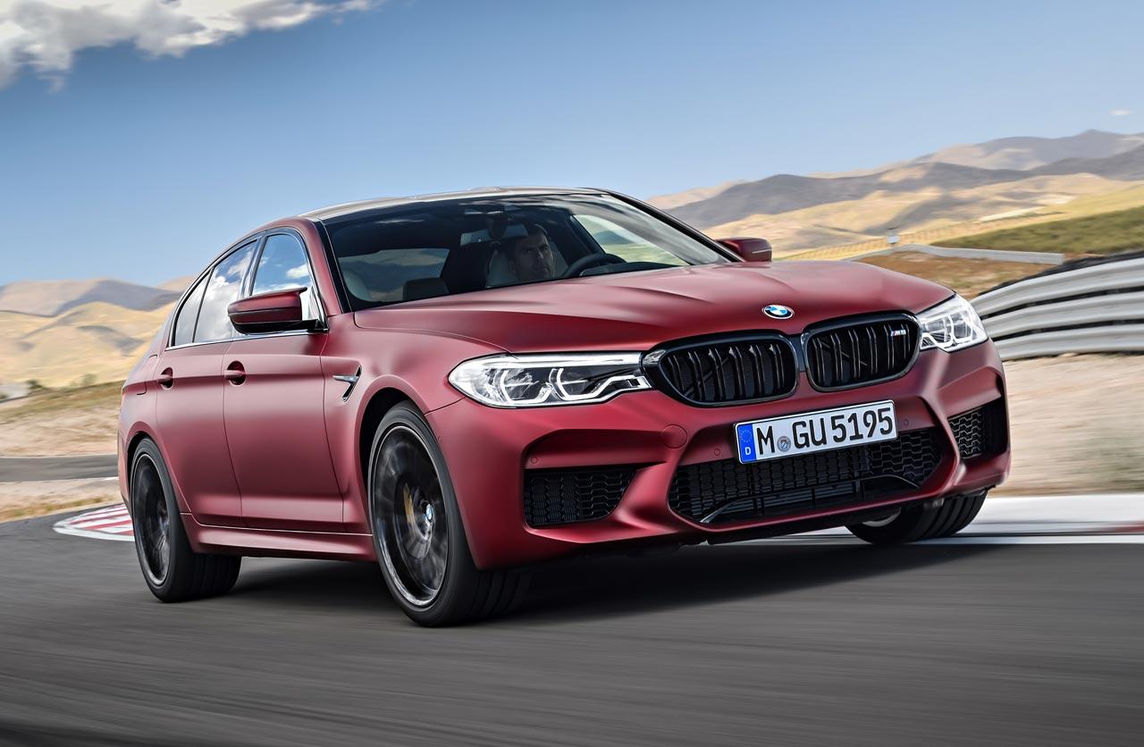 Esta es la sexta generación del BMW M5