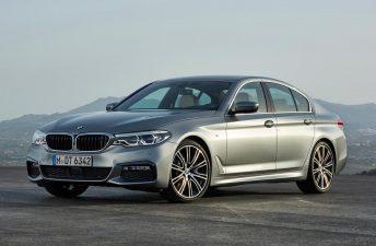 BMW lanzó el nuevo Serie 5 en Argentina