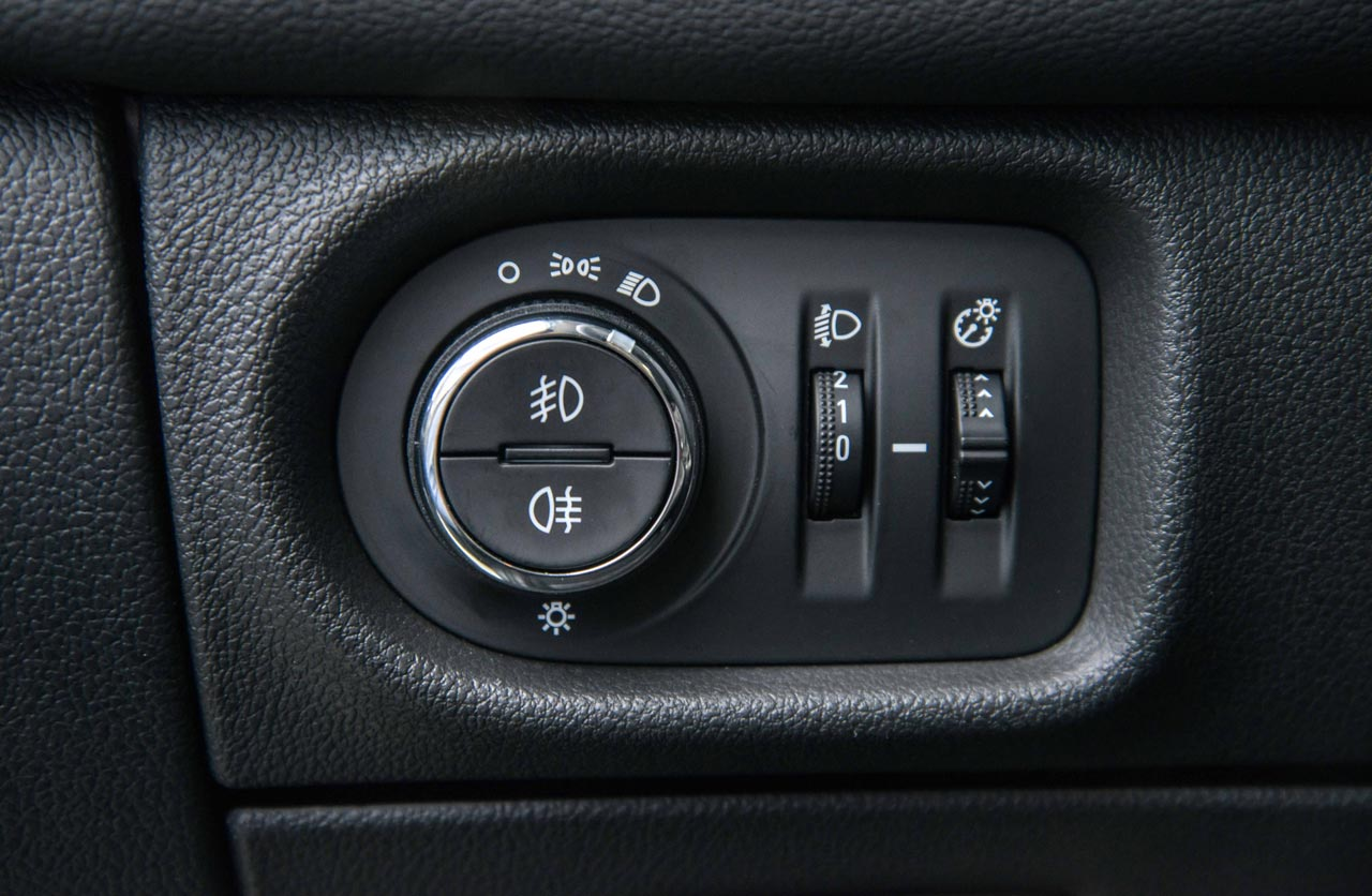 Ajuste de luces Chevrolet Cruze