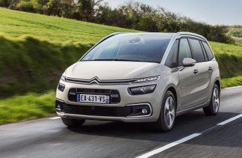 Más versiones para los Citroën C4 Picasso y Grand C4 Picasso