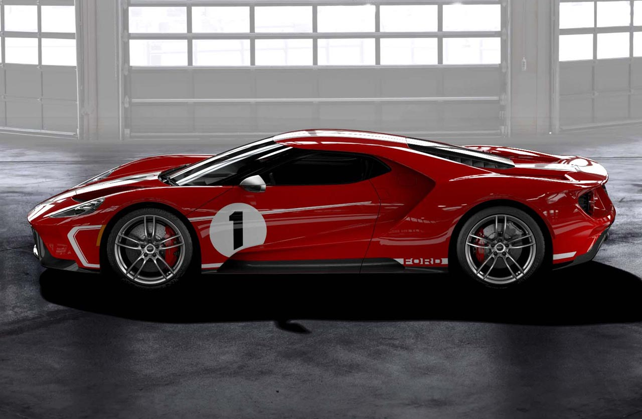 Heritage Ford GT '67