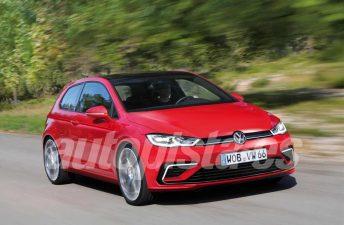 Continúan anticipando el Volkswagen Golf 8