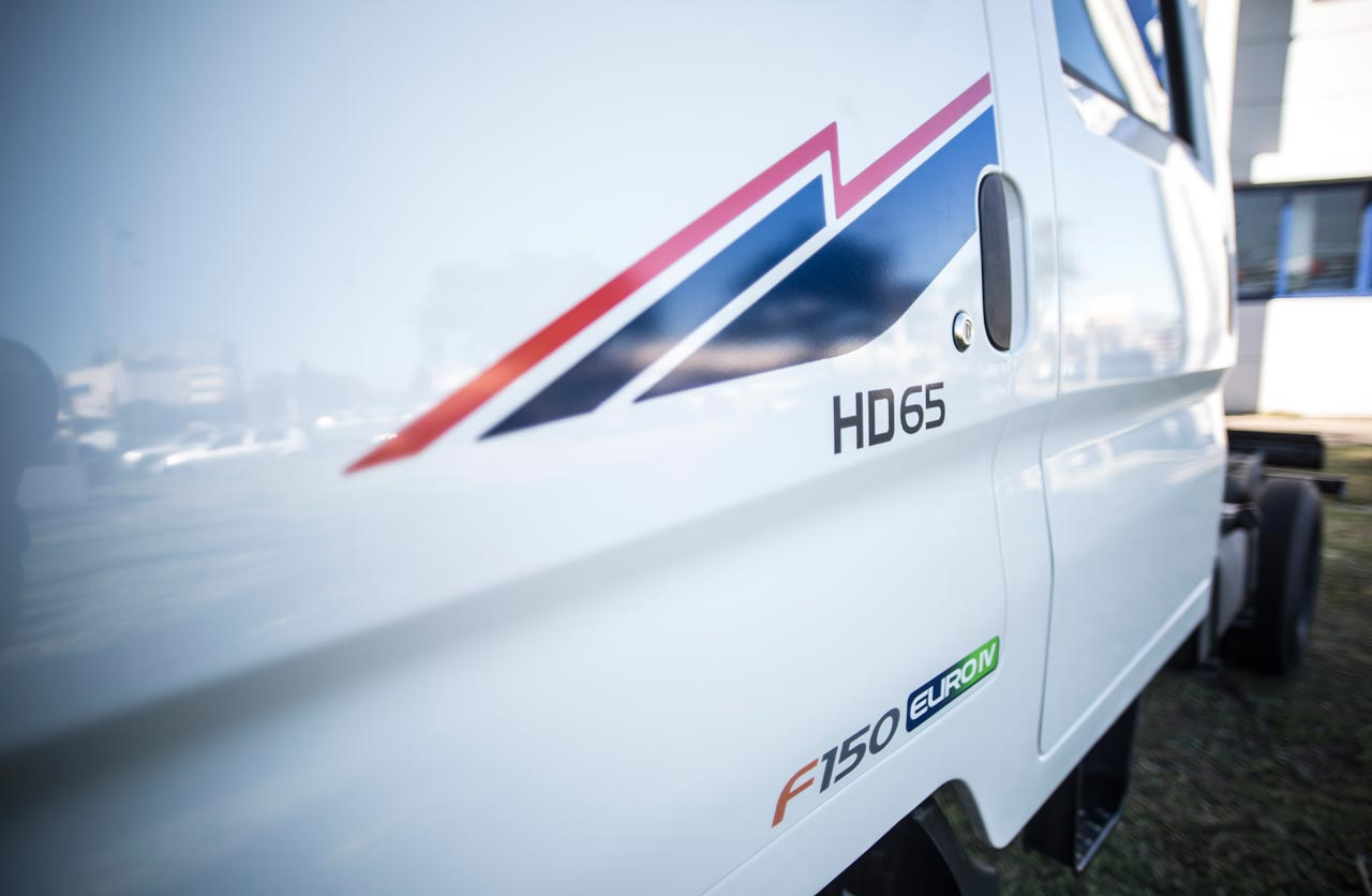 Hyundai HD65 Doble Cabina Euro IV