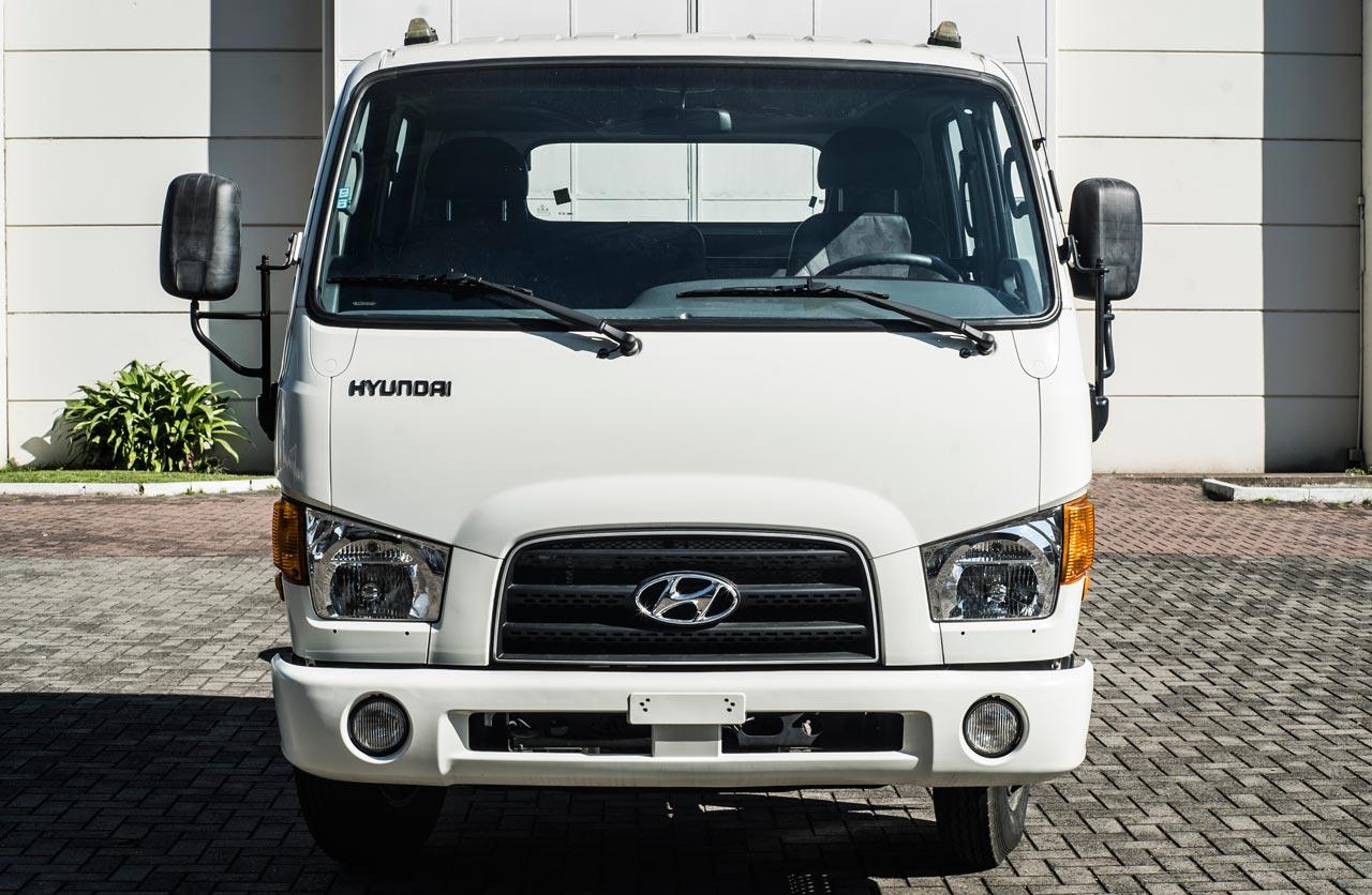 Hyundai HD65 Doble Cabina