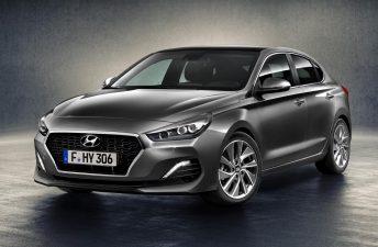 Fastback: nuevo estilo para el Hyundai i30