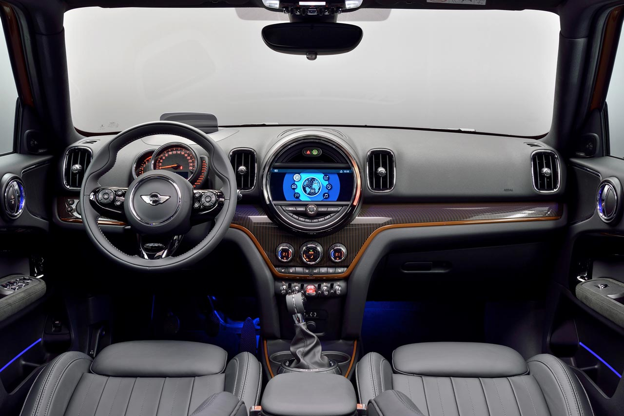 Interior MINI Countryman