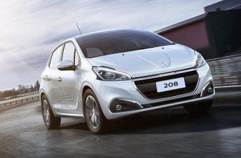 Nueva caja automática de 6 velocidades para los Peugeot 208 y 2008