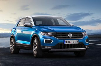 Así es el T-Roc, el nuevo SUV de Volkswagen