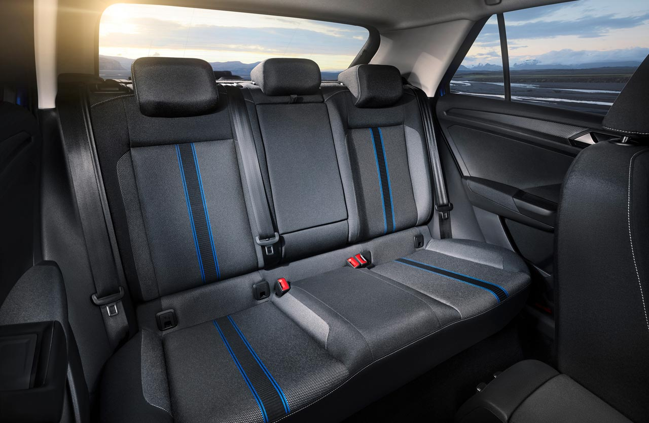 Interior VW T-Roc