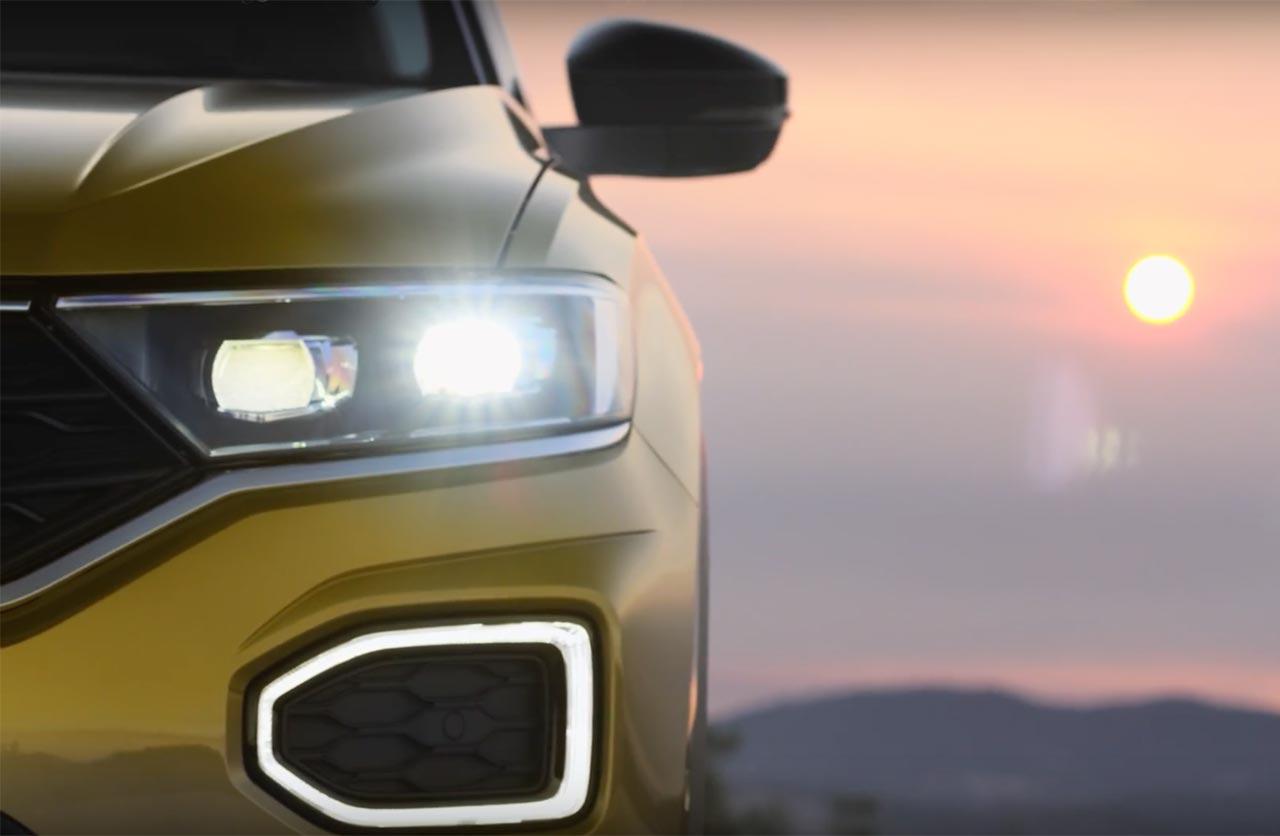 Más cerca: Volkswagen muestra el nuevo T-Roc en video