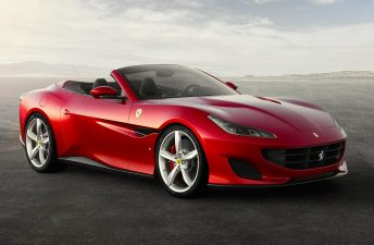 Ferrari Portofino, el reemplazo de la California T