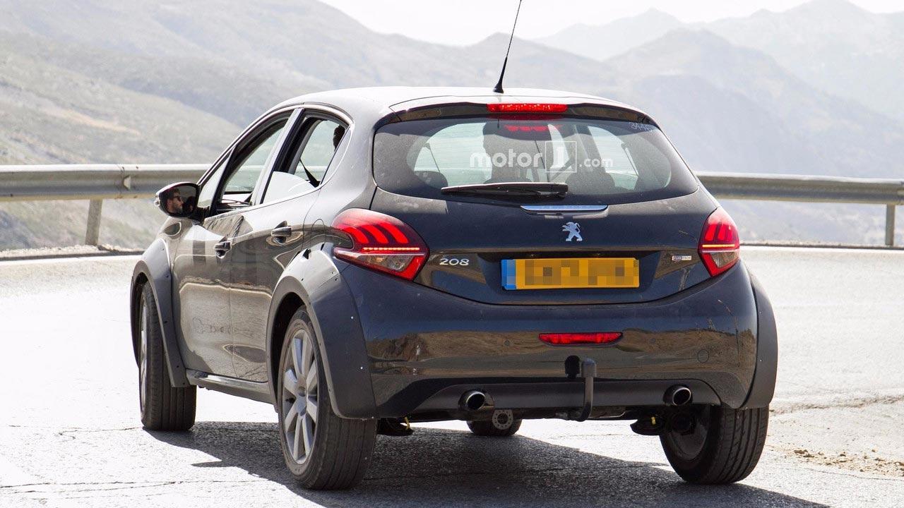 Peugeot próximo SUV chico