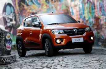 Antes de su llegada local, el Renault Kwid debutó en Brasil