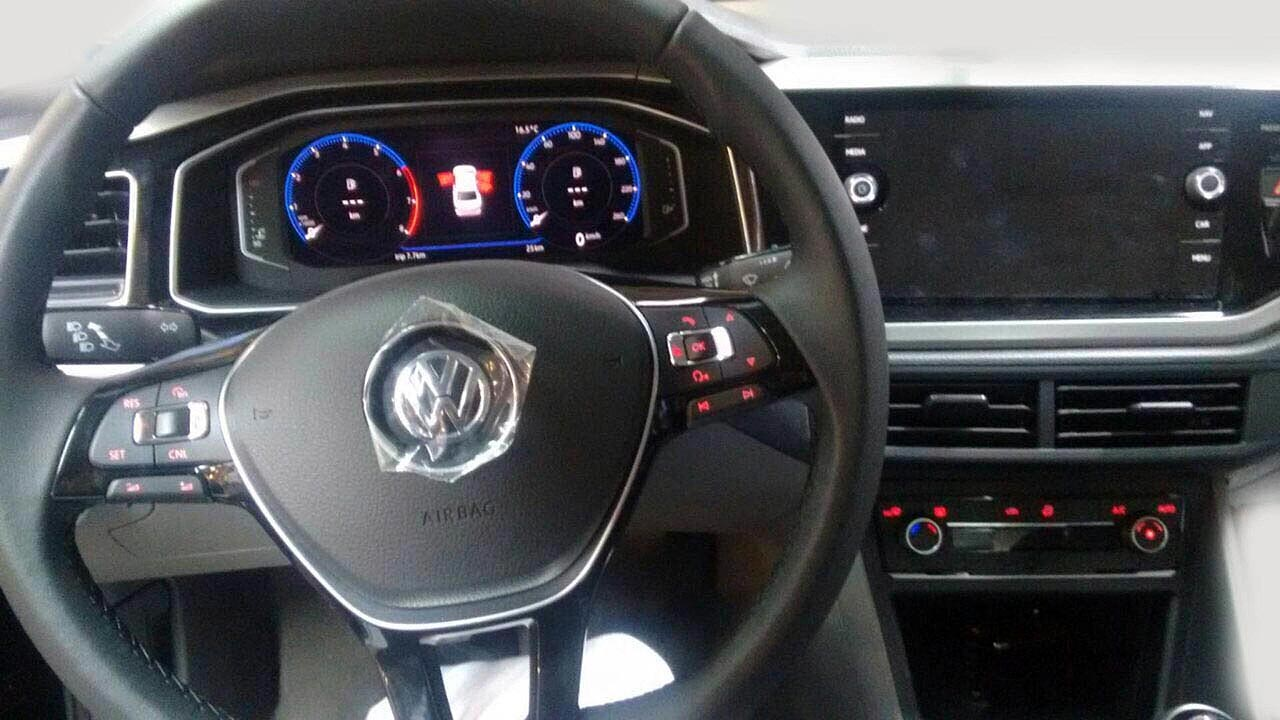 Interior VW Virtus