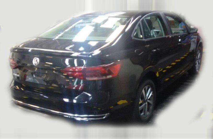 Descubierto: este es el Volkswagen Virtus