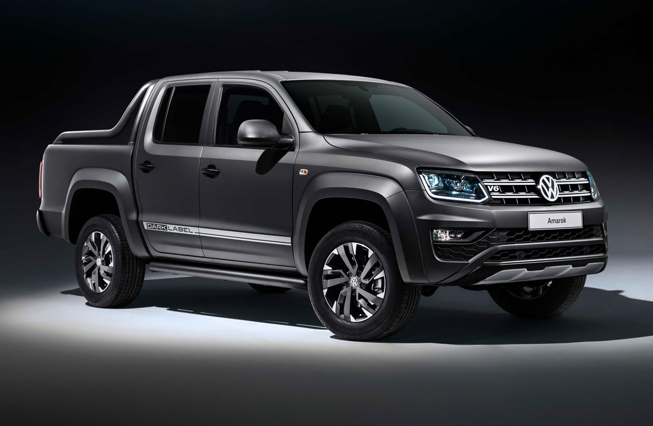 VW Amarok Dark Label V6